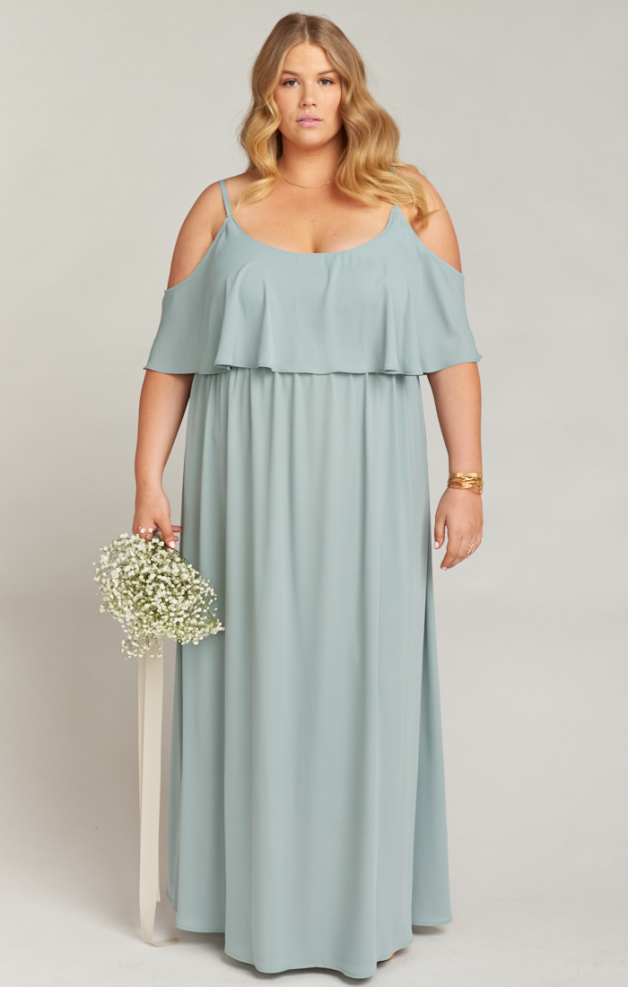 18219270743 Show Me Your Mumu Reveals New Size-Inclusive Options for All Bridesmaids