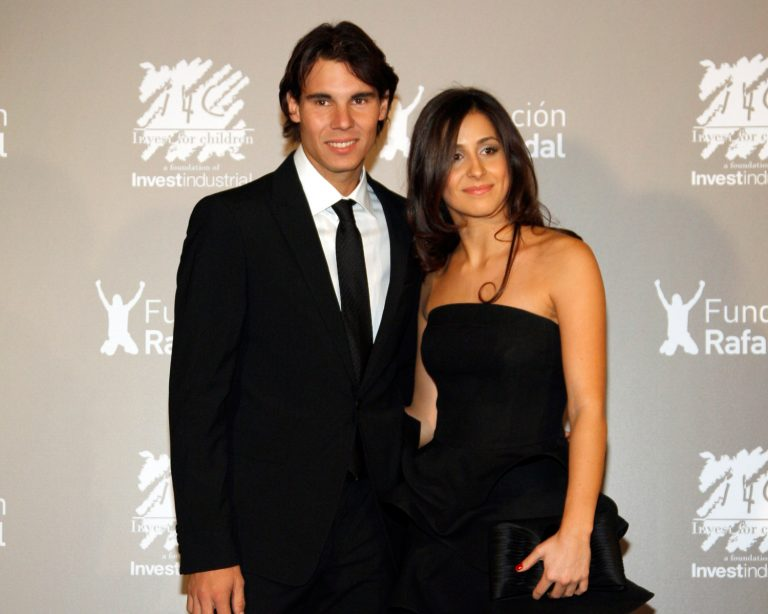 Tennis Champion Rafael Nadal Is Engaged to His Girlfriend ...