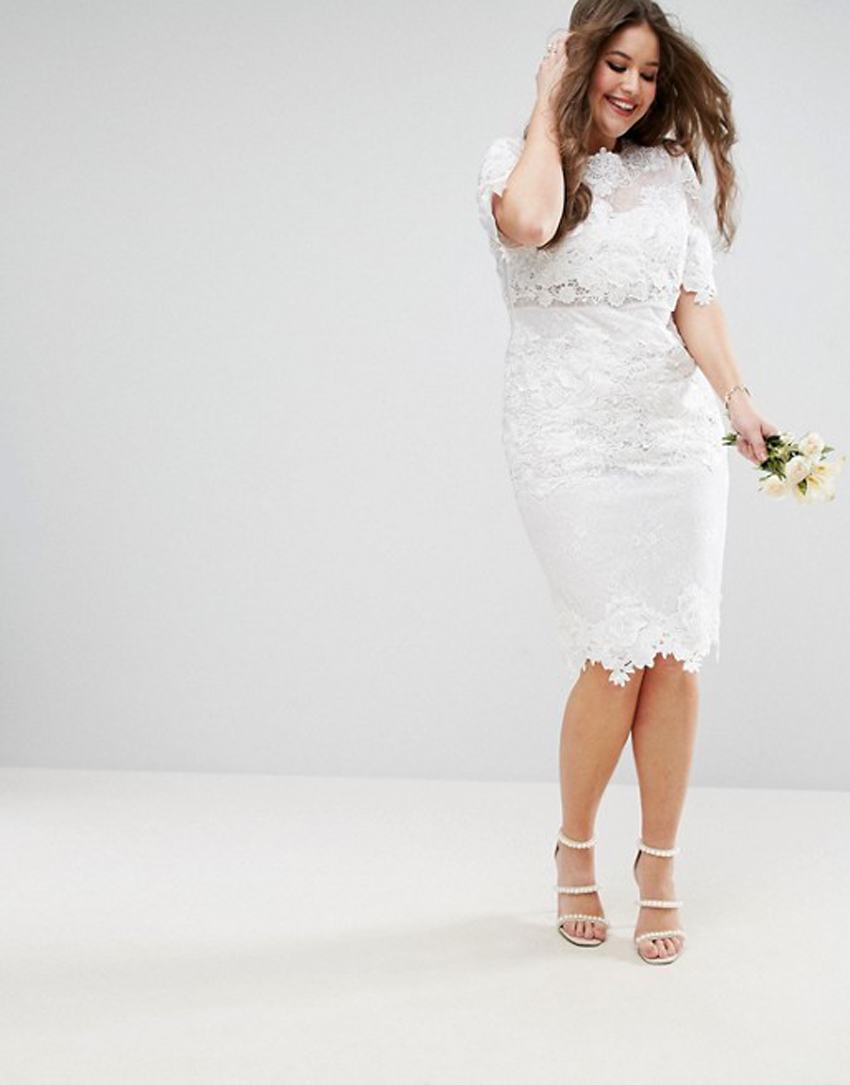 2b6cc73744a ASOS Just Dropped Its New Bridal Collection All for Under  300