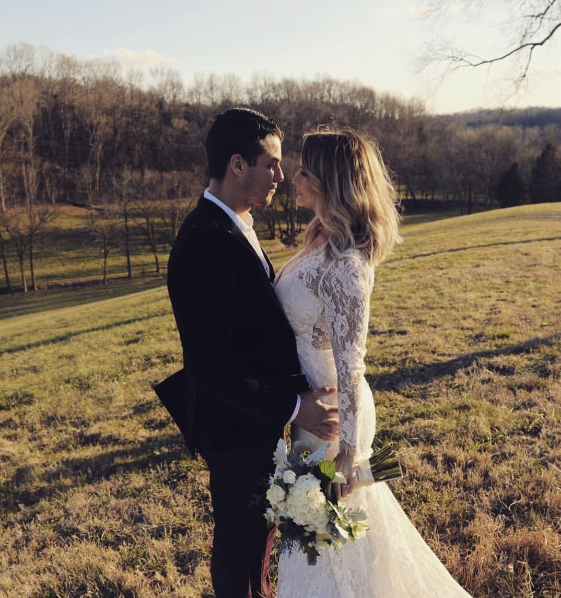 Wedding Gift Stores Nyc: Surprise! Country Singer Miranda Lambert Is Married