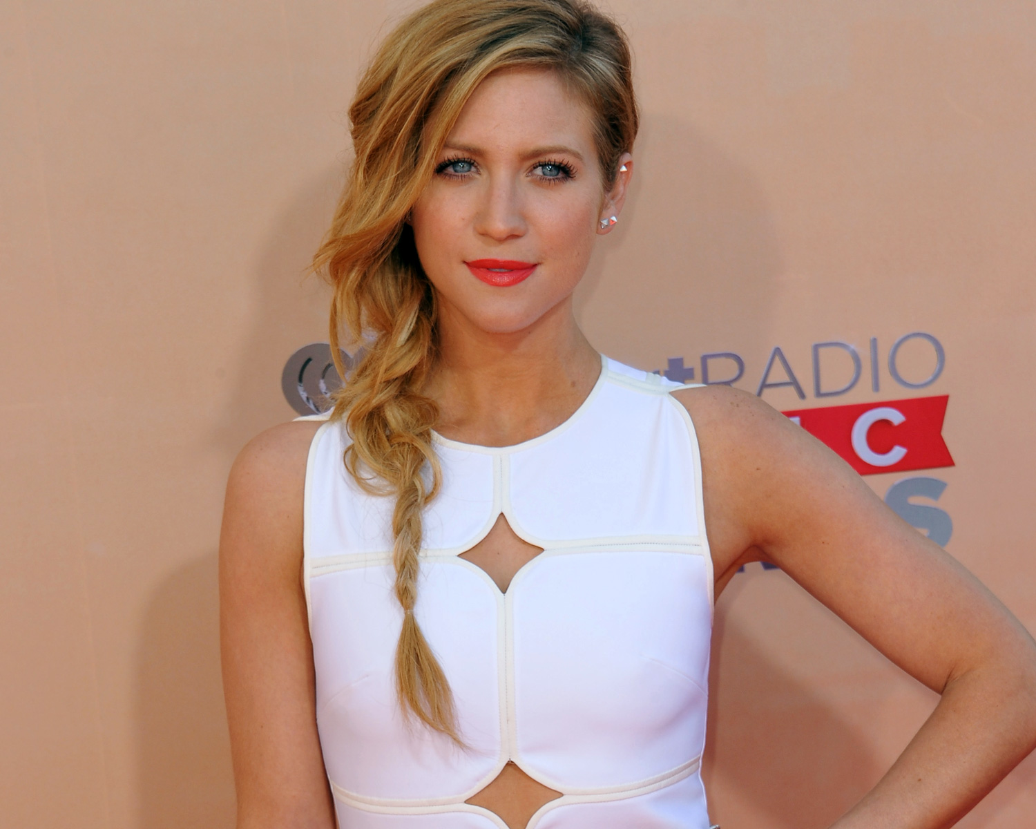 brittany snow dress