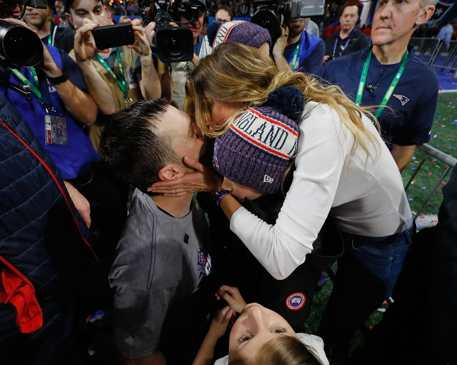Tom Brady Calls Gisele His