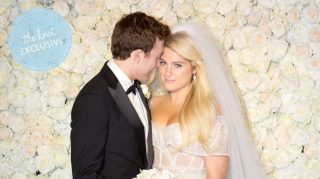 Meghan Trainor and Daryl Sabara's Wedding
