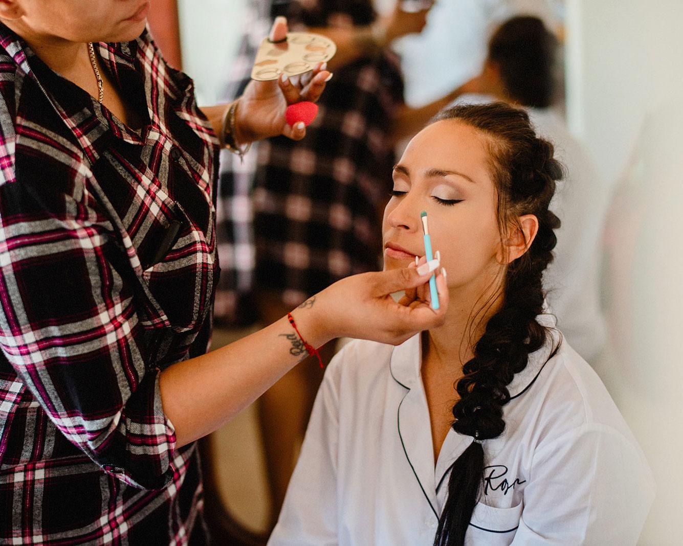 Immersive Experience Wedding Of Robin Arzon At Papaya