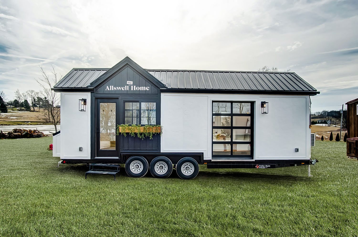 A New Tiny Home Concept Is An Incredibly Cute Option For On The Go