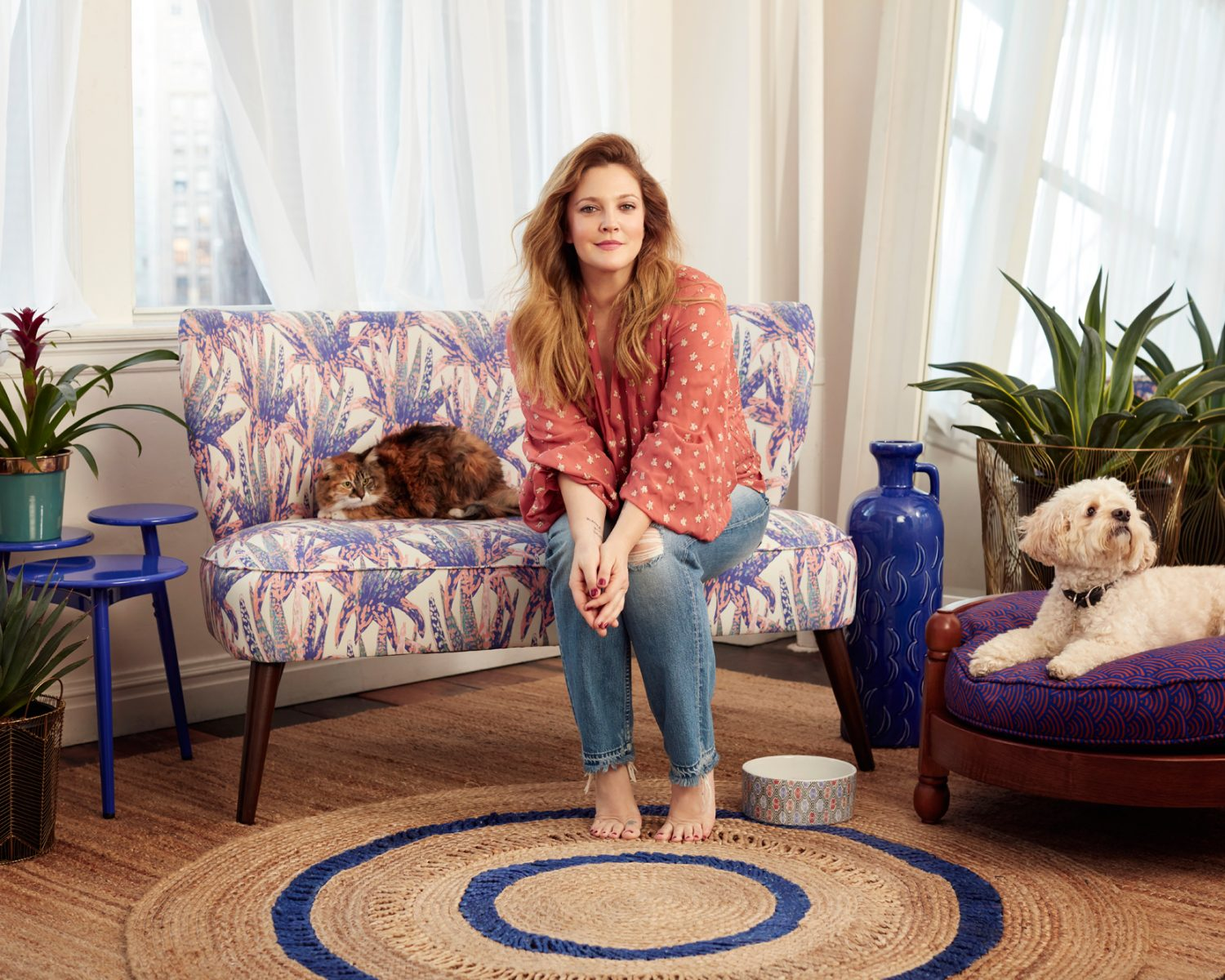 Walmart Wedding Registry: Exclusive: Drew Barrymore's First-Ever Home Collection Is