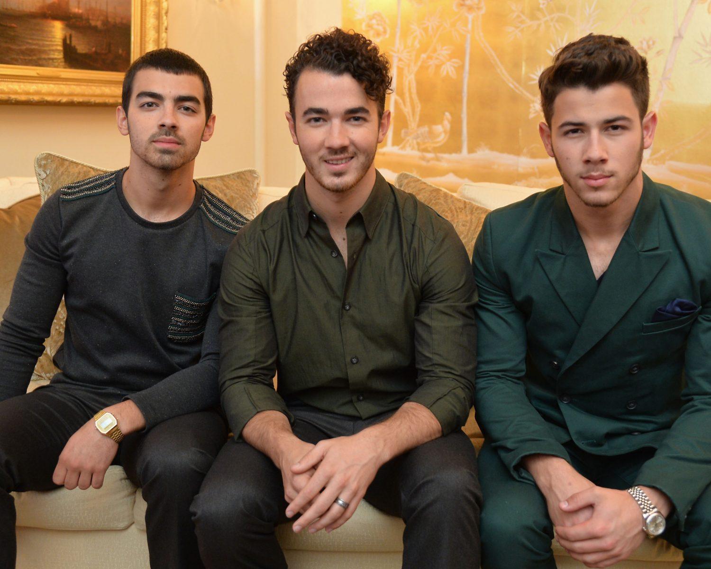 Joe Nick Kevin Jonas Brothers