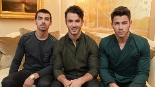 Joe Nick Kevin Jonas Brothers