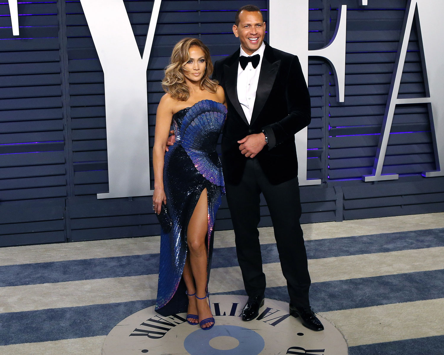 Alex Rodriguez Spent Months Finding Engagement Ring for ...