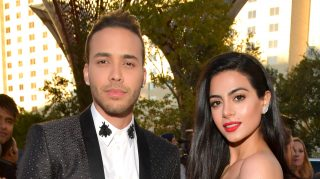 prince royce married
