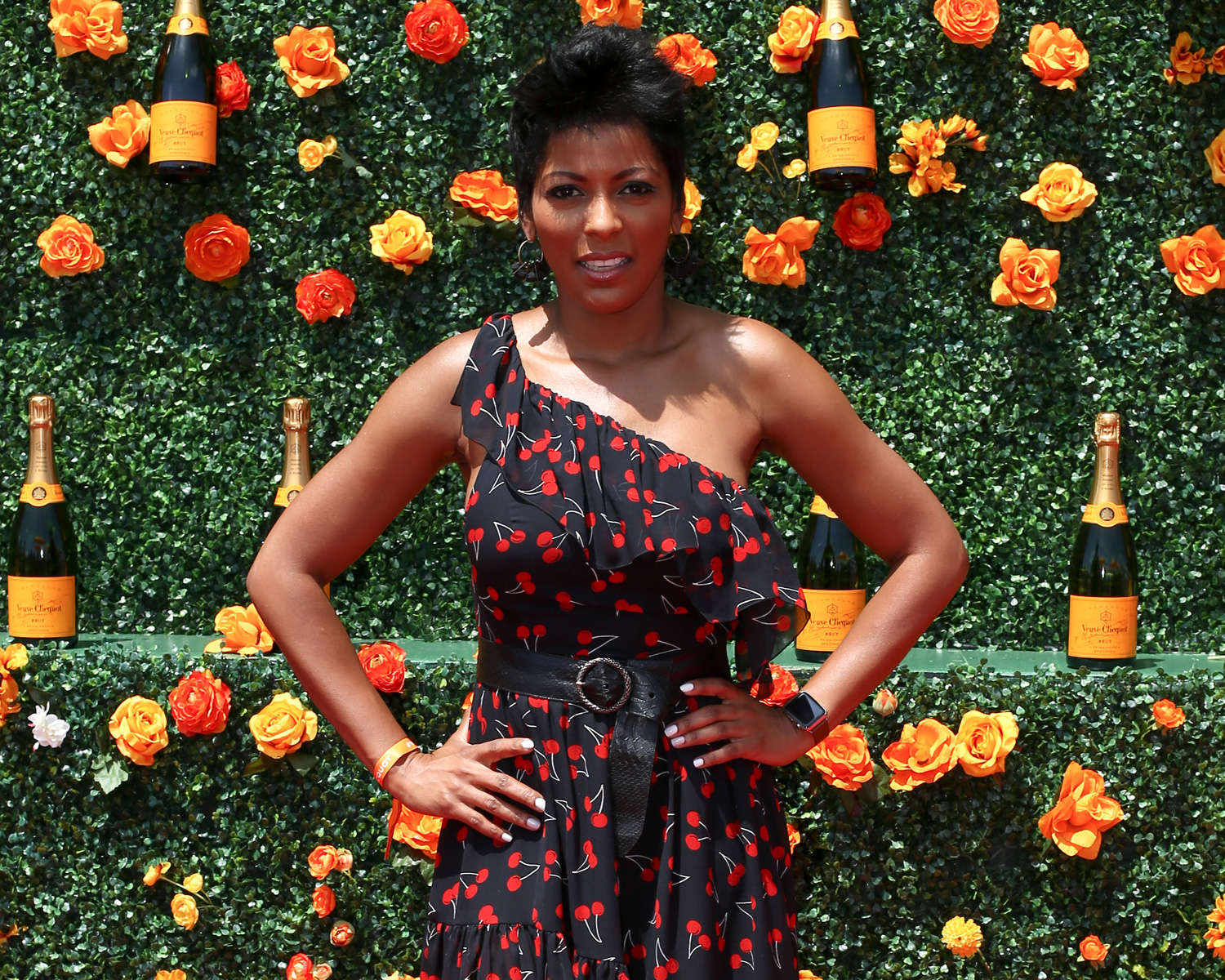 Former 'Today' Show Co-Host Tamron Hall Is Married (And Expecting a Baby)
