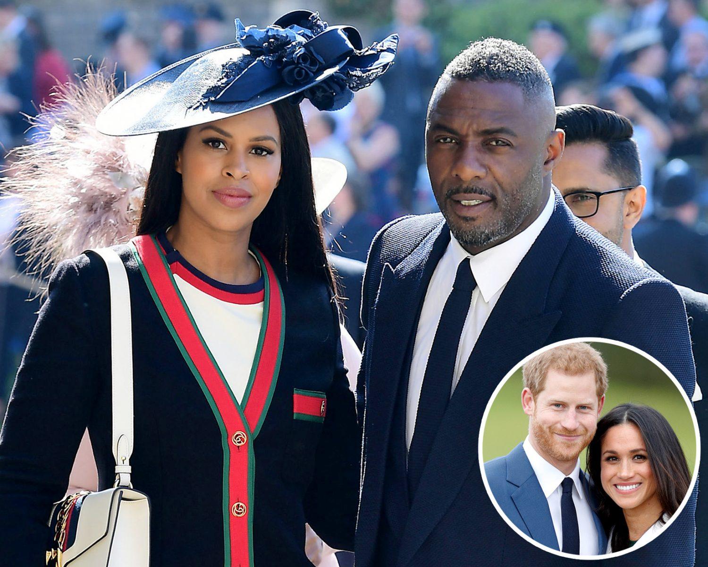 Megan And Harry Wedding.Meghan Markle And Prince Harry S Wedding Gift For Idris Elba Was