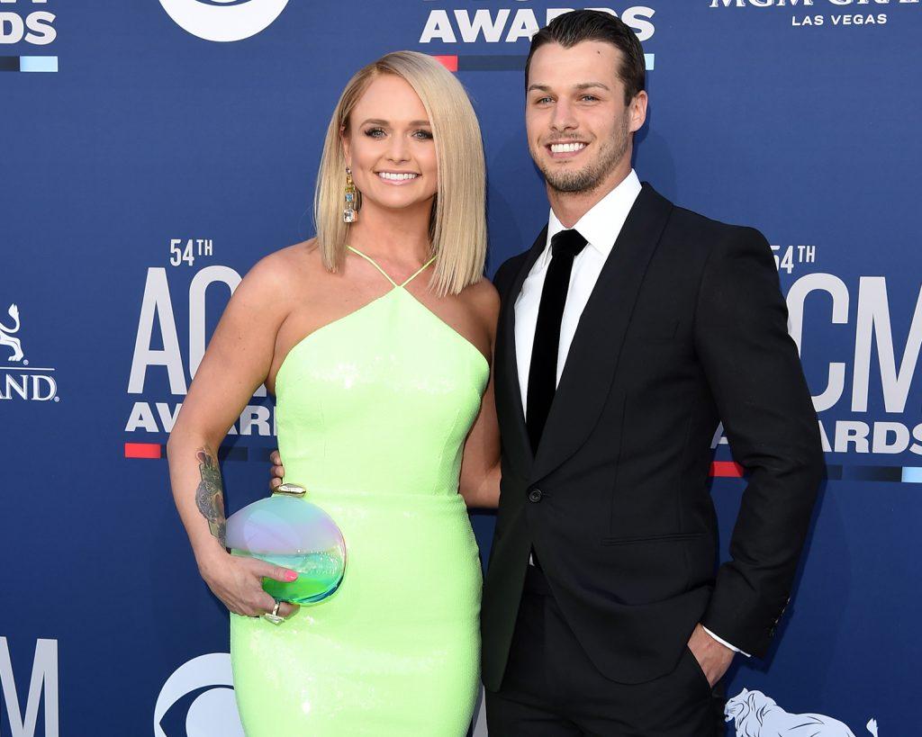 Miranda Lambert And Her Husband Make Their Red Carpet Debut