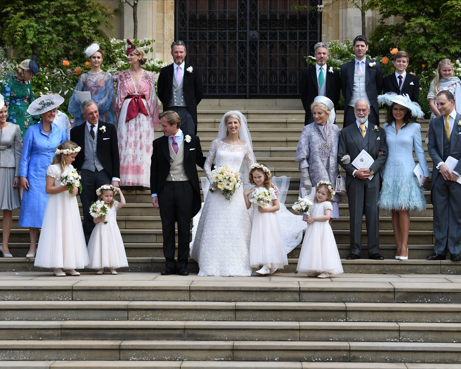 Official Royal Wedding Pictures.Lady Gabriella Windsor S Official Royal Wedding Portraits Are Here