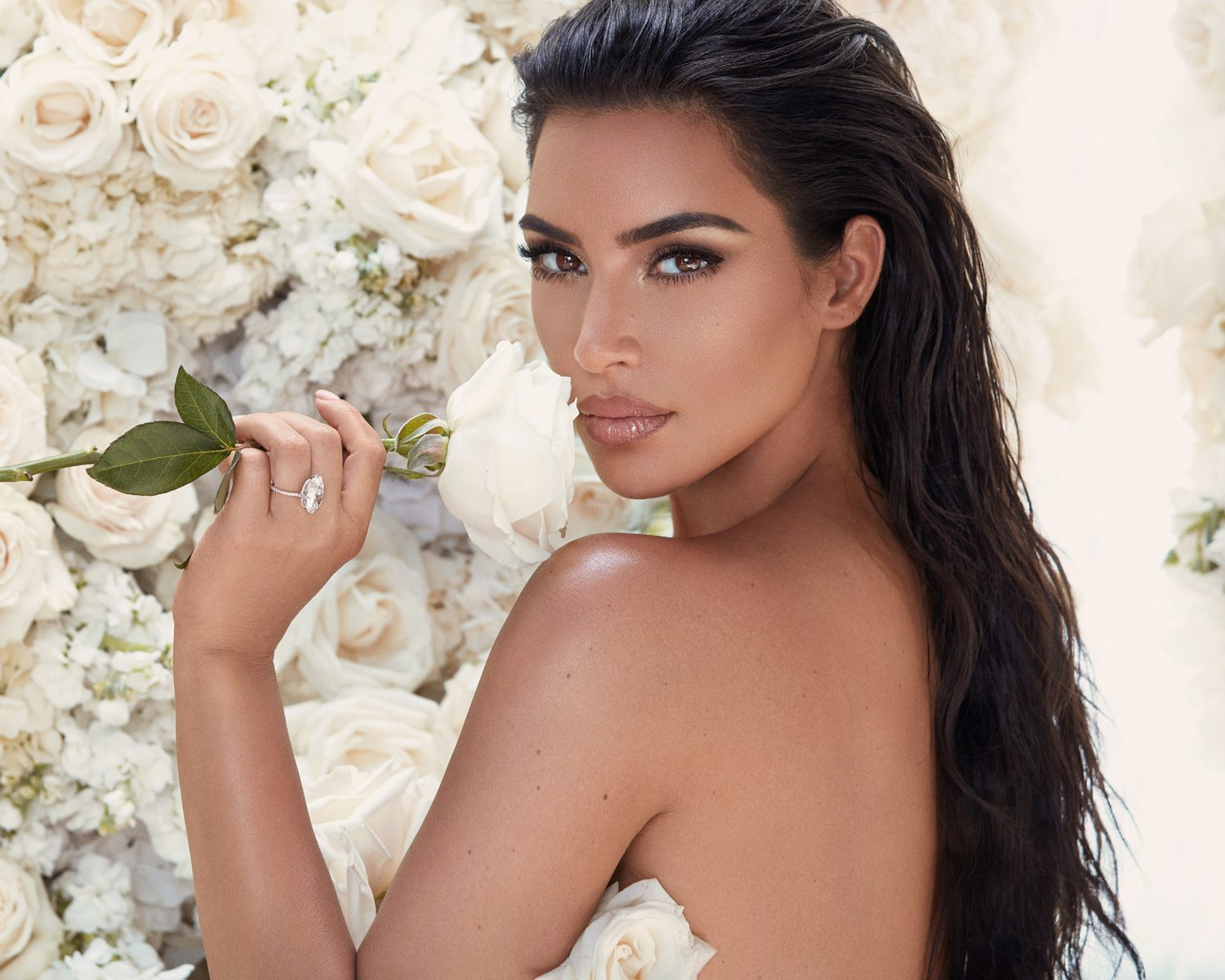 Kim Kardashian's Bridal Beauty Line Pays Tribute to Her ...