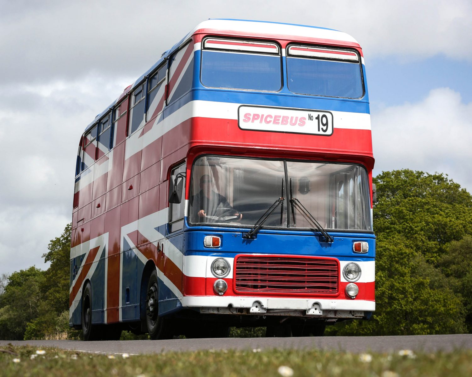 The Spice Girls Bus From 'Spice World' Is Now an Option for Your Bachelorette Party