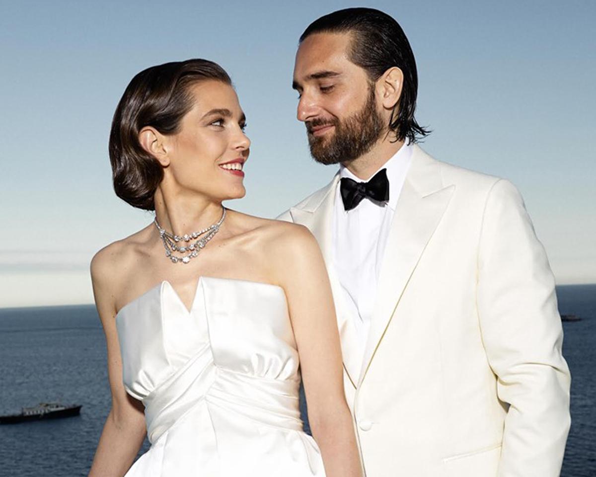 Princess Charlotte of Monaco's Wedding Was So Chic in Every Sense