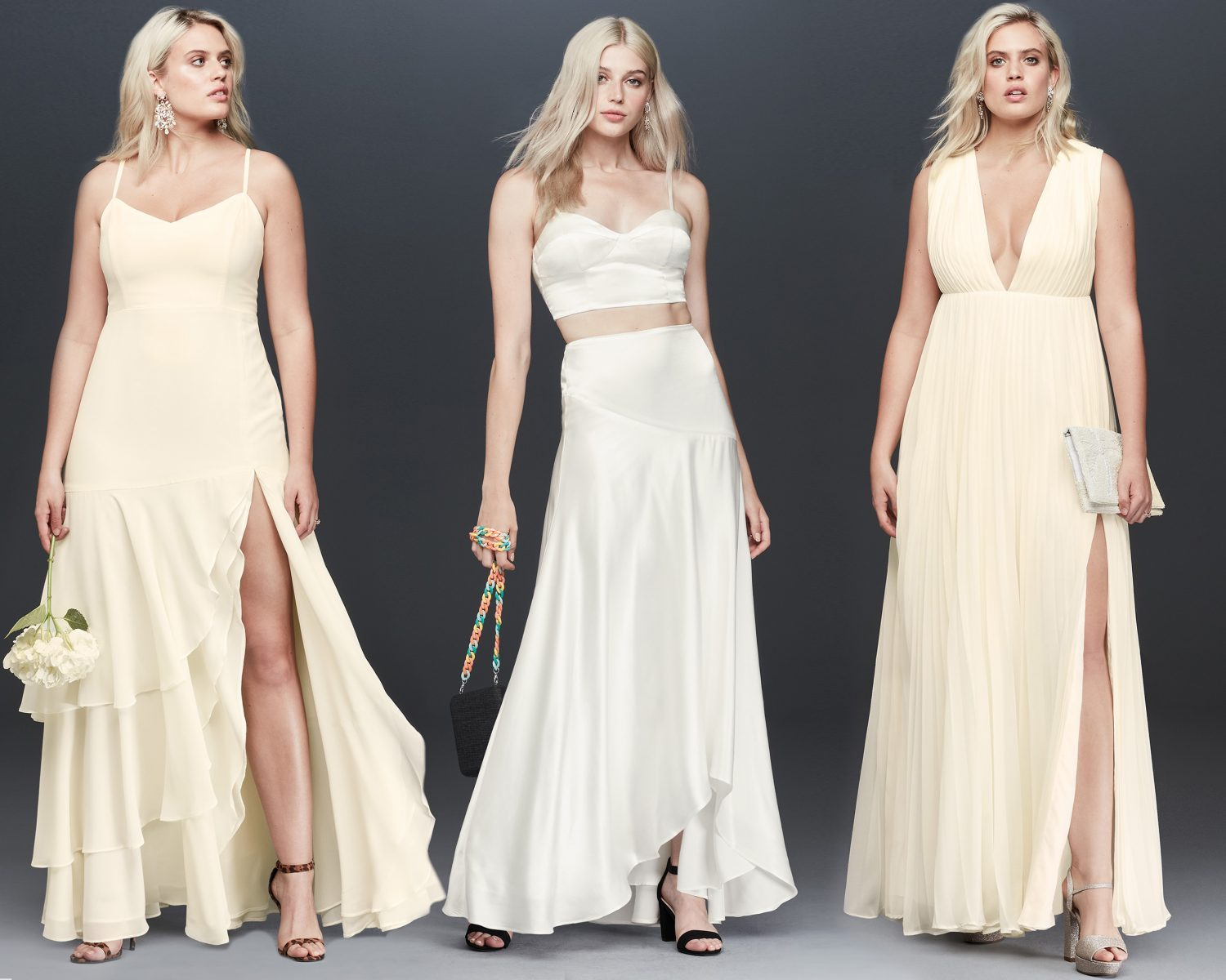 David's Bridal And Fame & Partners Debut Millennial