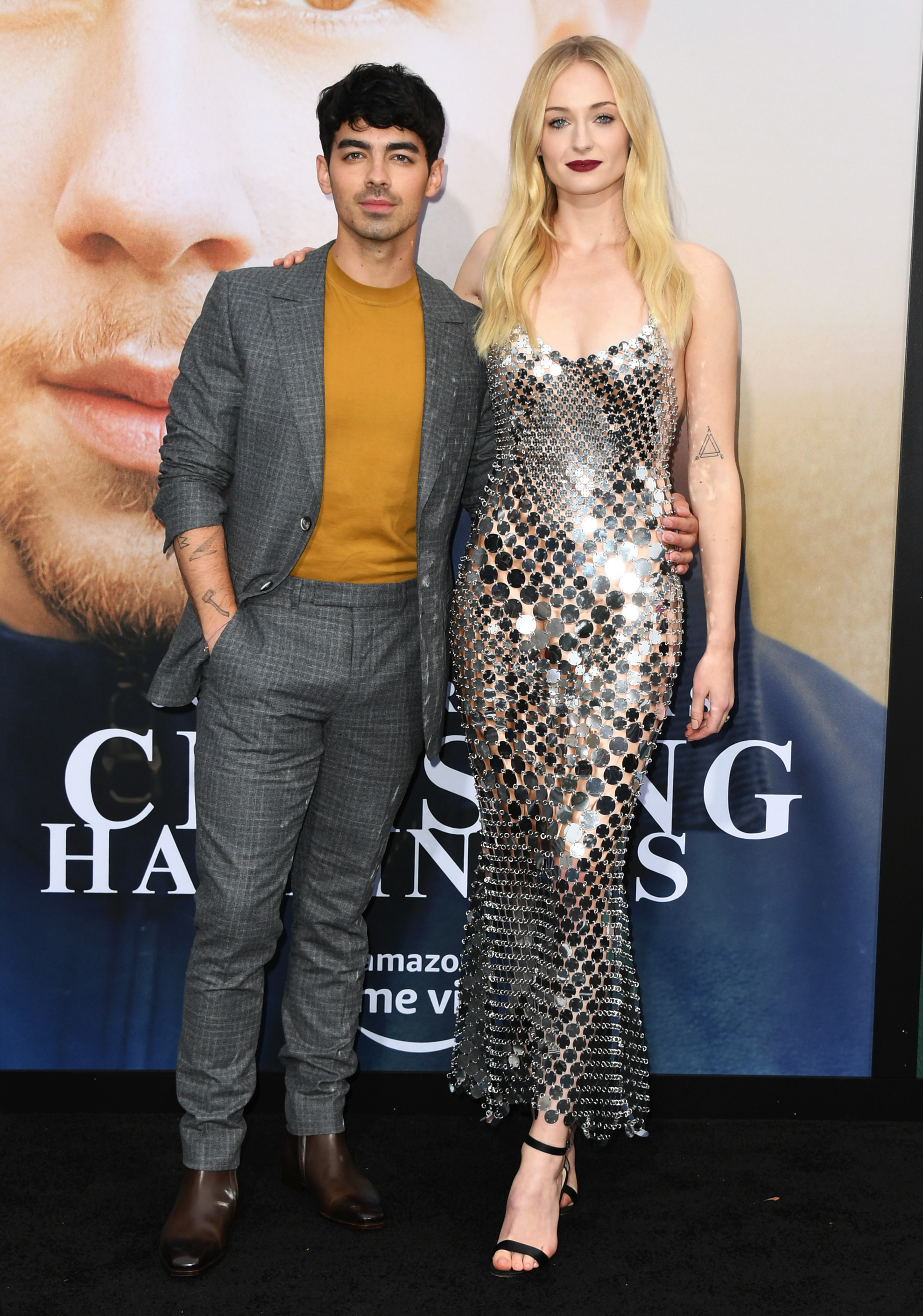 The Jonas Brothers Brought Their Wives to the Premiere of Their Documentary