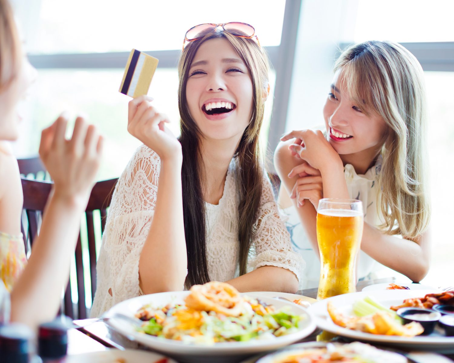 bachelorette party dinner etiquette venmo