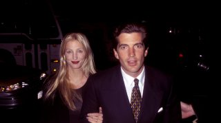 jfk jr carolyn bessette wedding