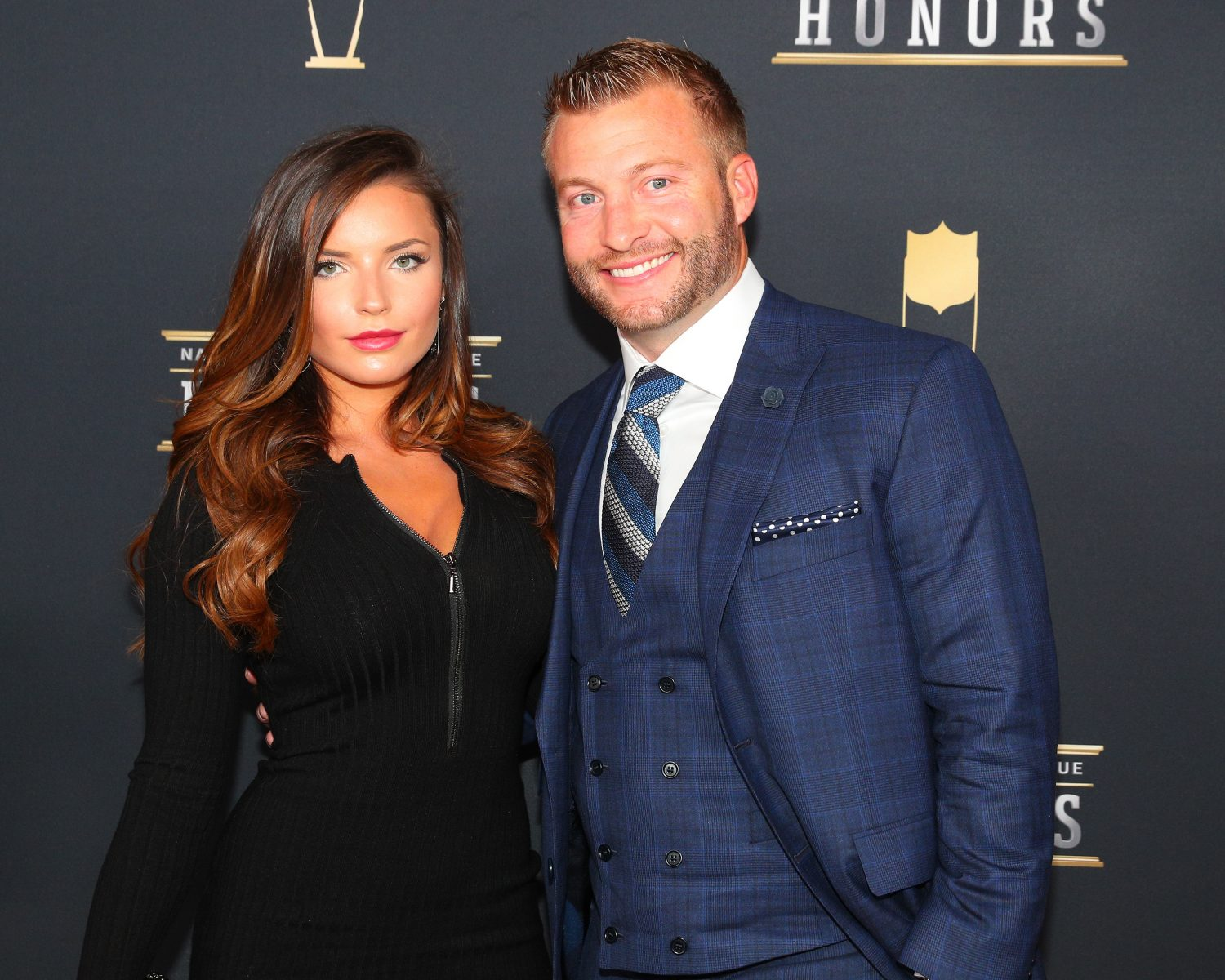 Nfl Coach Sean Mcvay Is Engaged To Veronika Khomyn