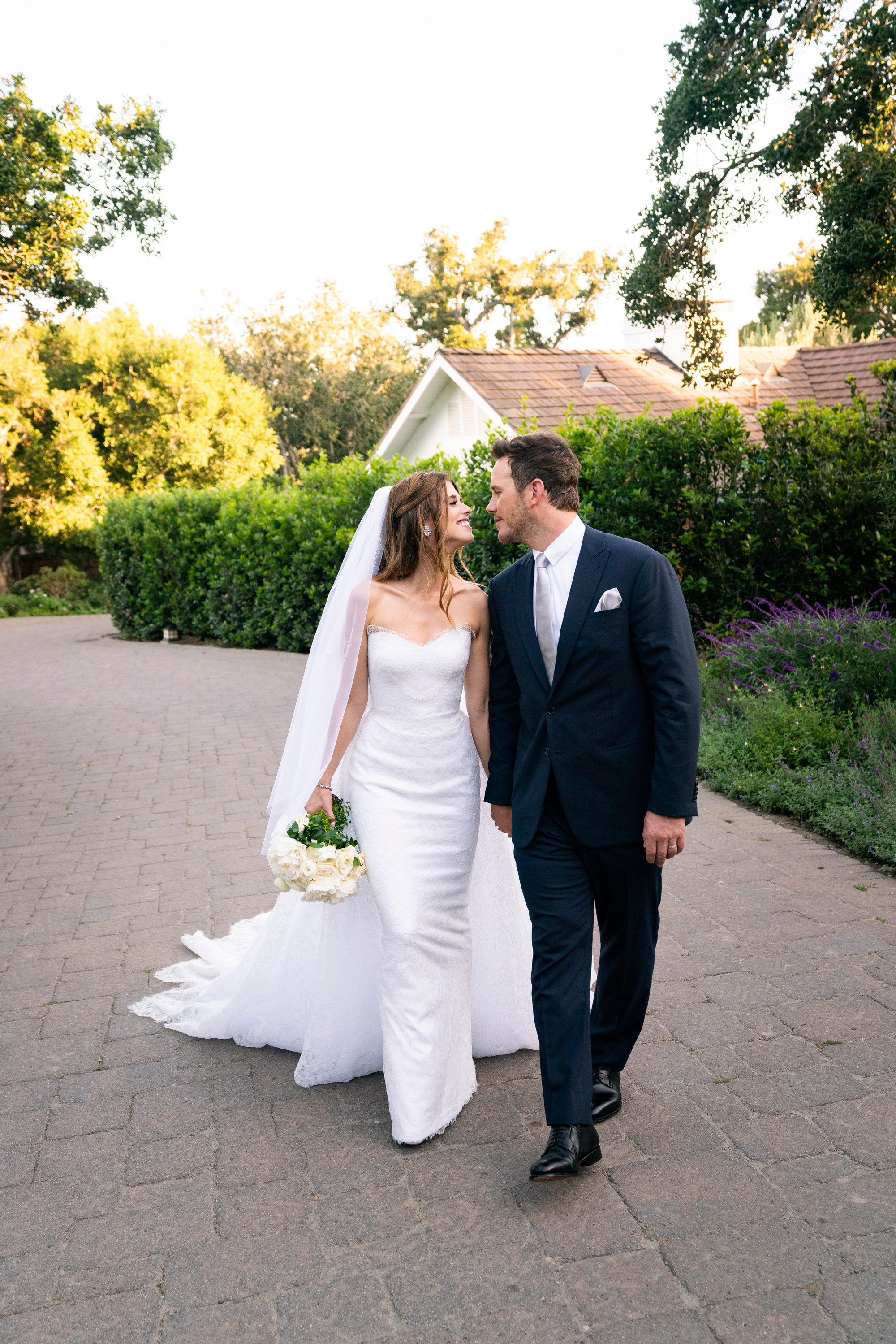 Katherine Schwarzenegger Had A Second Wedding Dress For
