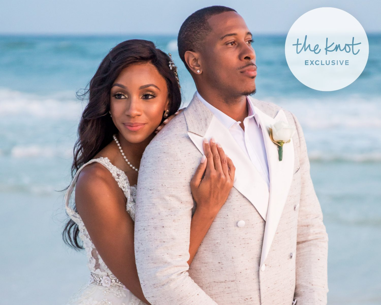 Exclusive: ESPN's Maria Taylor Reveals Her Wedding Album and More Marriage Details