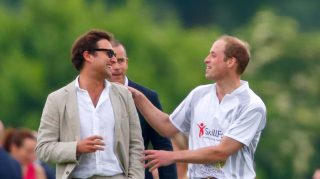 Prince William Best Friend Thomas Van Straubenzee
