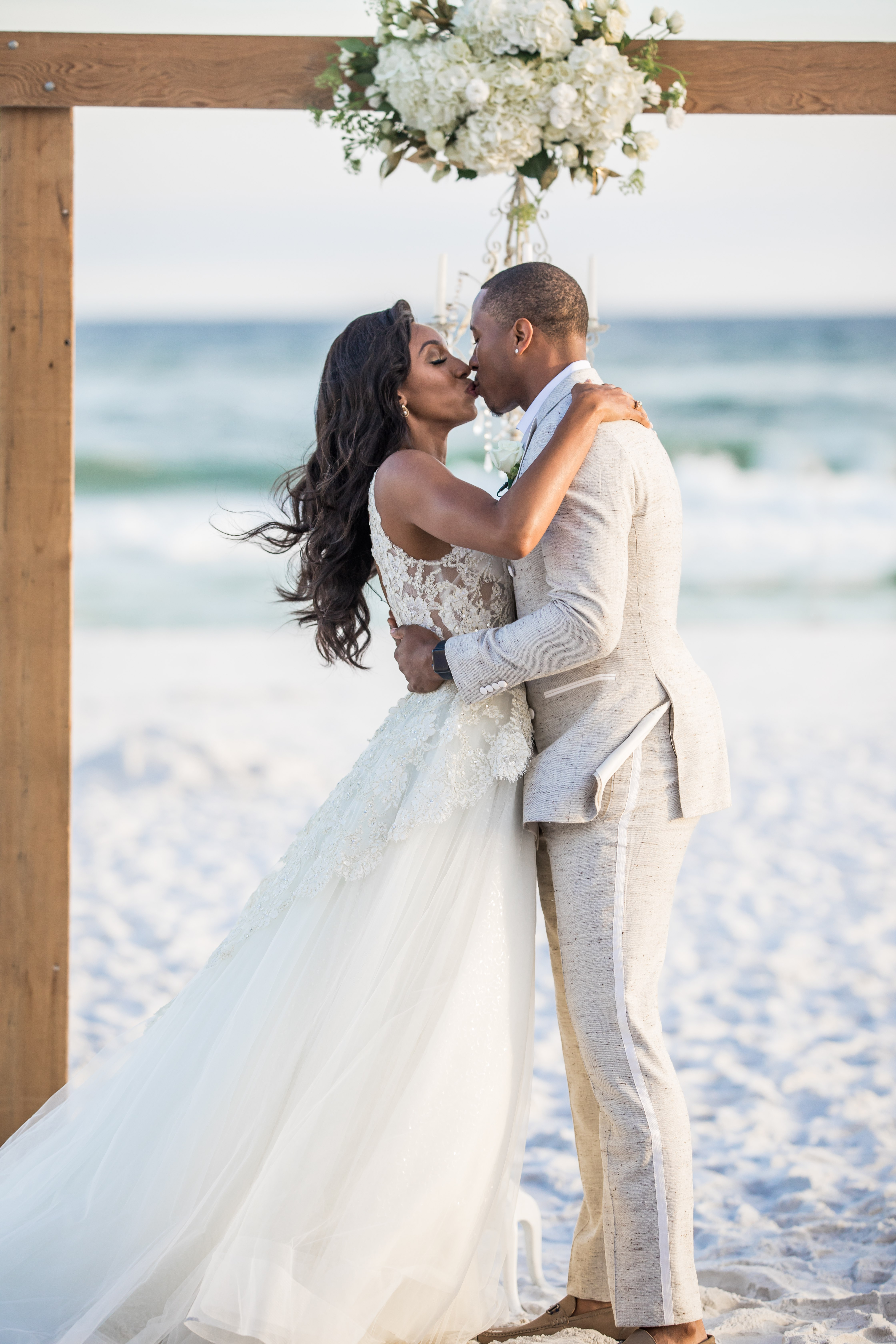 Maria Taylor Rodney Bullard wedding ESPN
