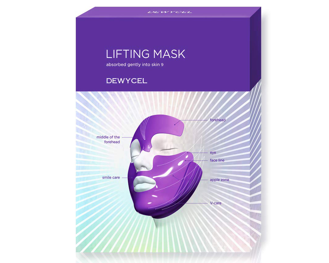 Dewycel Lifting Sheet Mask