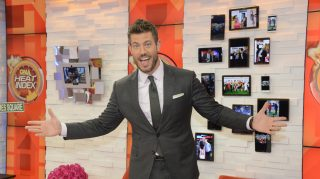 Jesse Palmer on Good Morning America