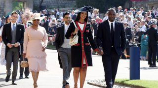 meghan harry wedding idris elba dj
