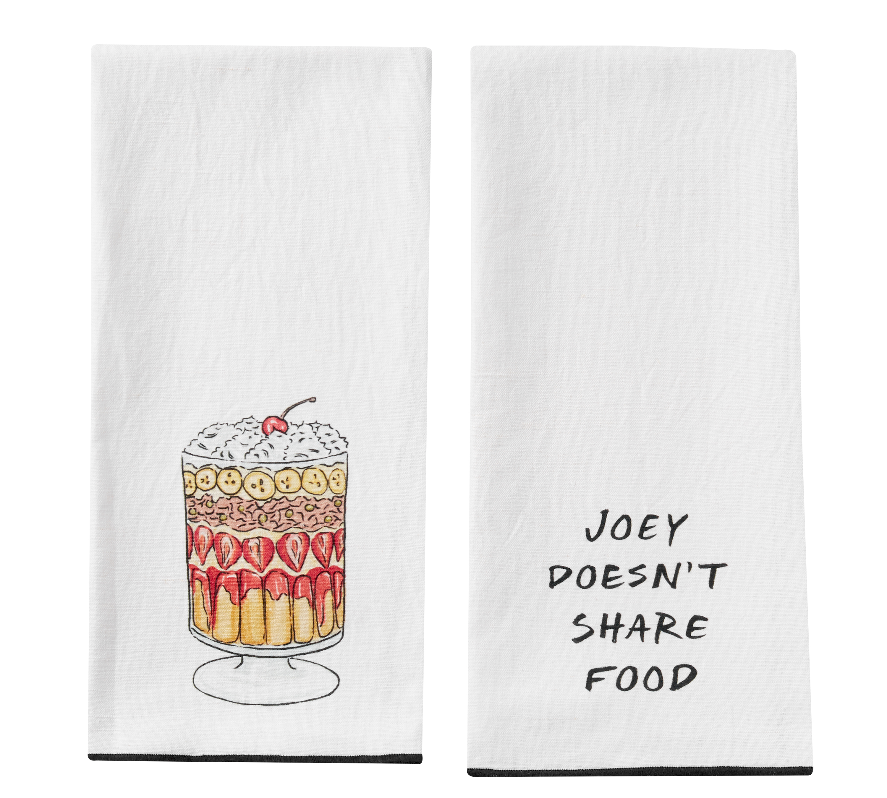 tea towels set of two