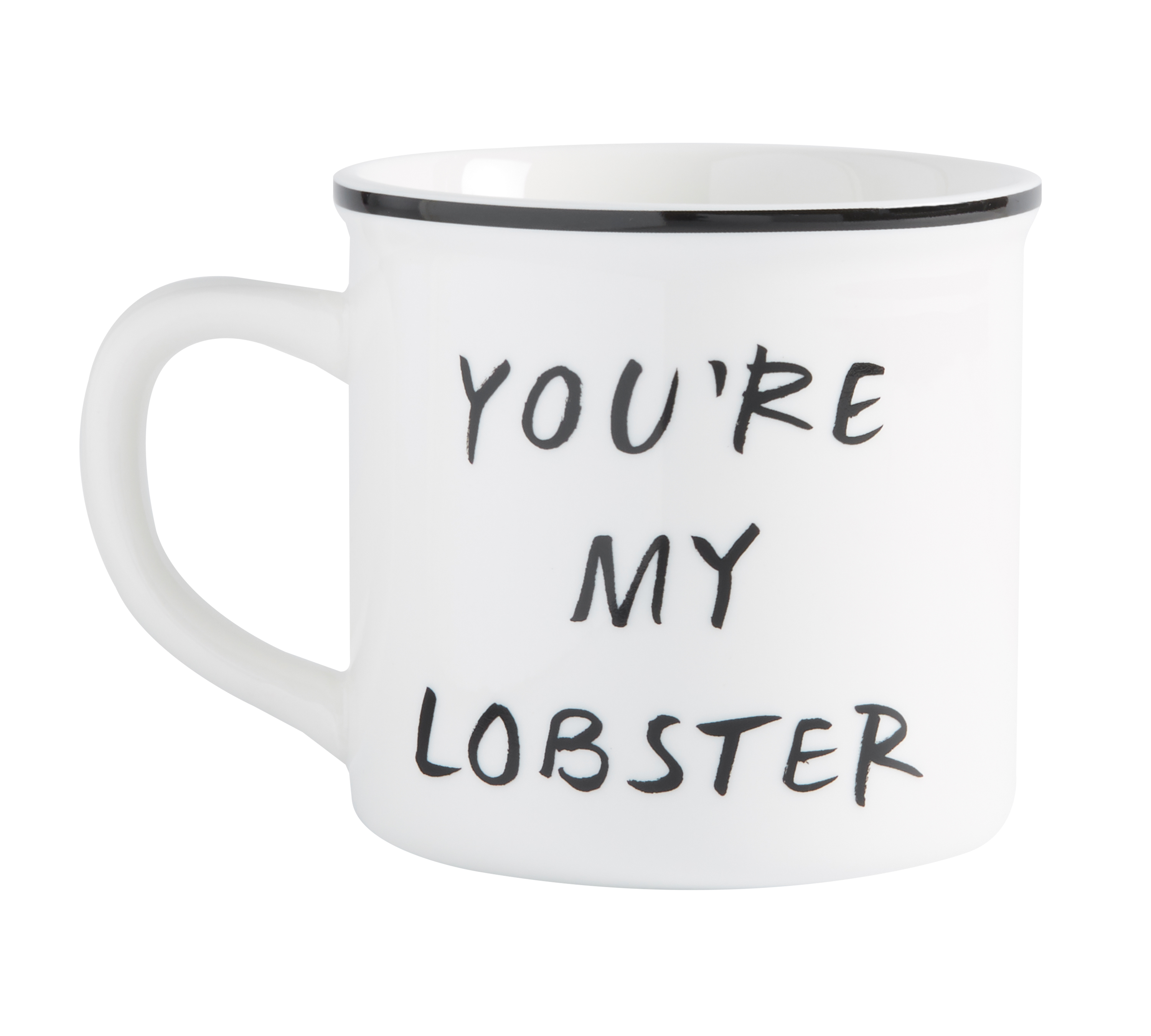'You're My Lobster' mug