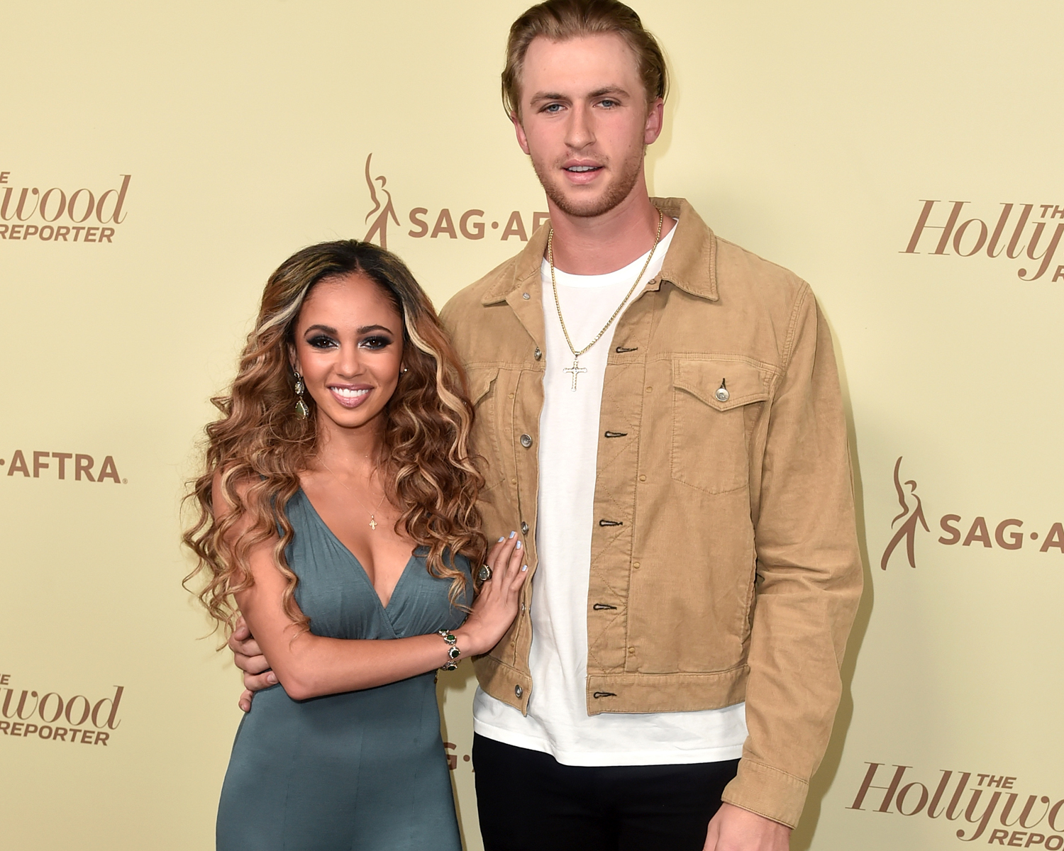 vanessa morgan michael kopech engaged