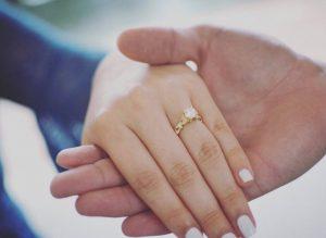 hurricane couple engagement proposal
