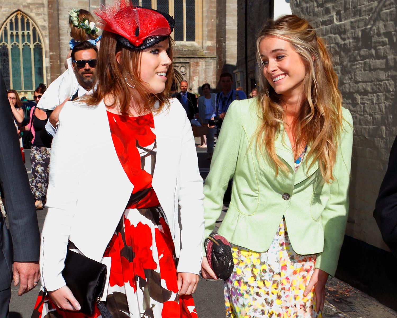 Prince Harry's Ex-Girlfriend Cressida Bonas Is Engaged and Now Wedding Planning