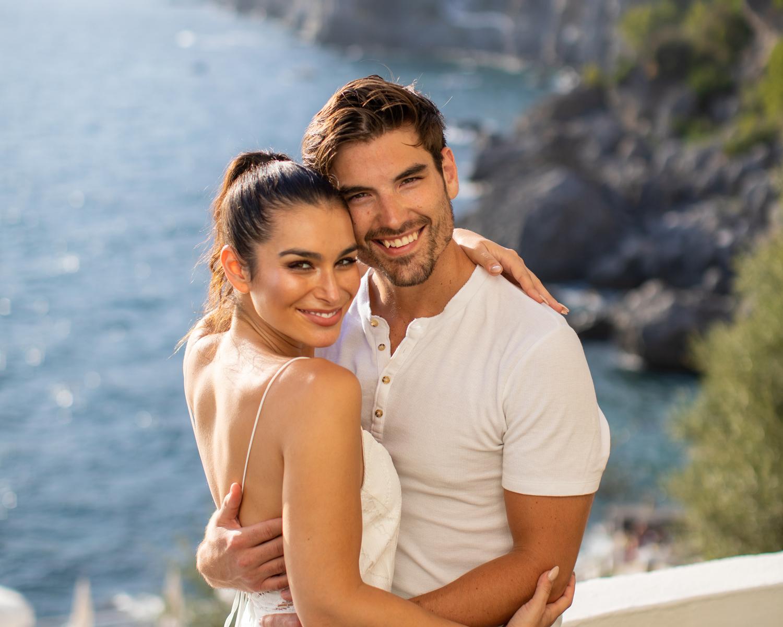 "Inside Ashley Iaconetti and Jared Haibon's ""Perfect"" European Honeymoon"