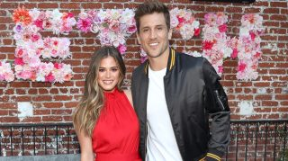 Joelle Fletcher and Jordan Rodgers