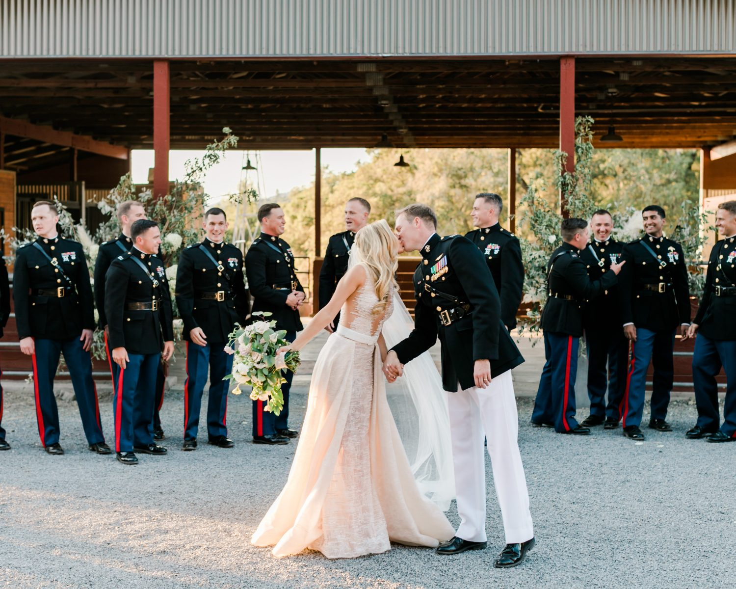Exclusive: Miss America Kira Kazantsev Shares Photos From Her Russian-American Wedding