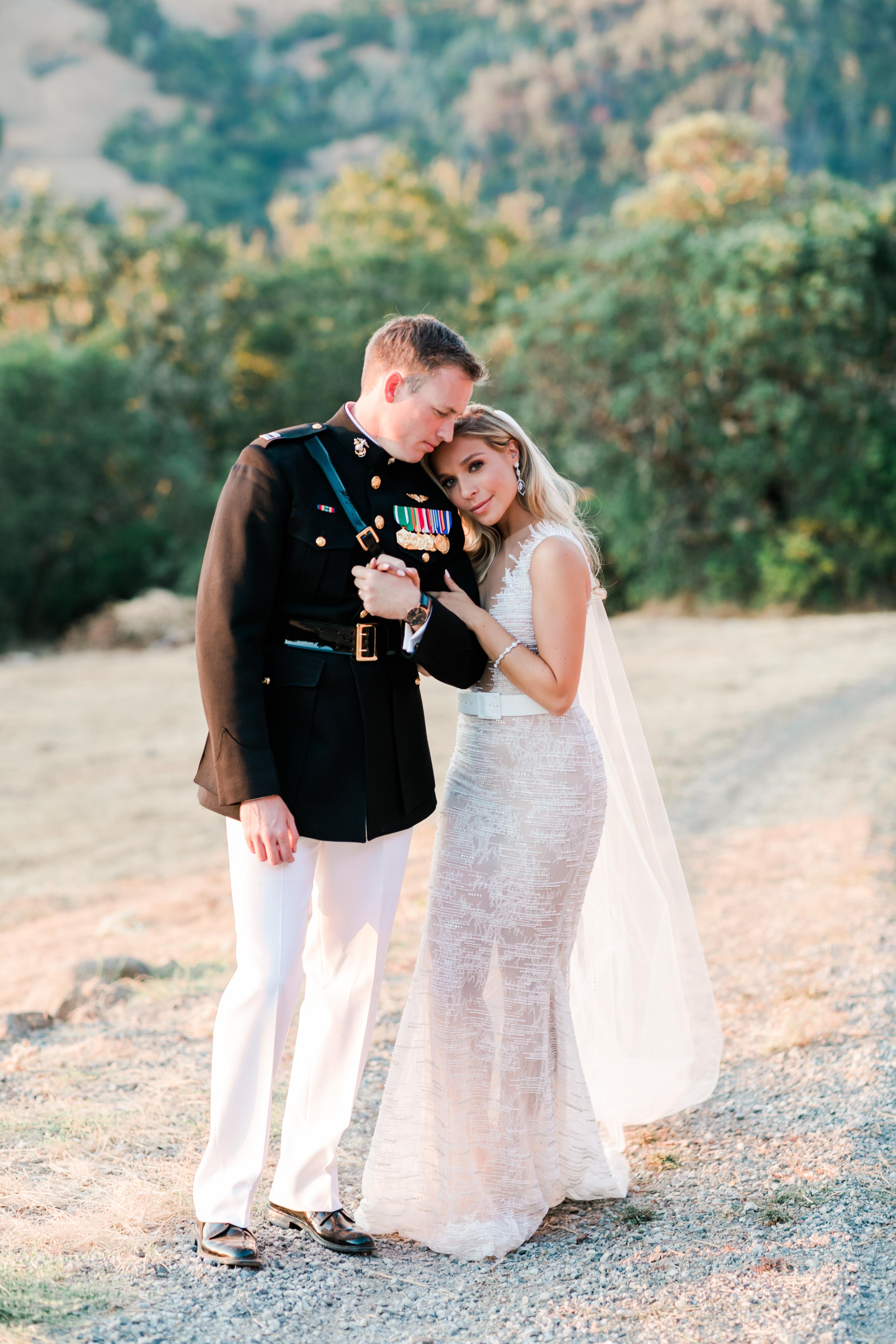 Kira Kazantsev and Andrew Dixon wedding