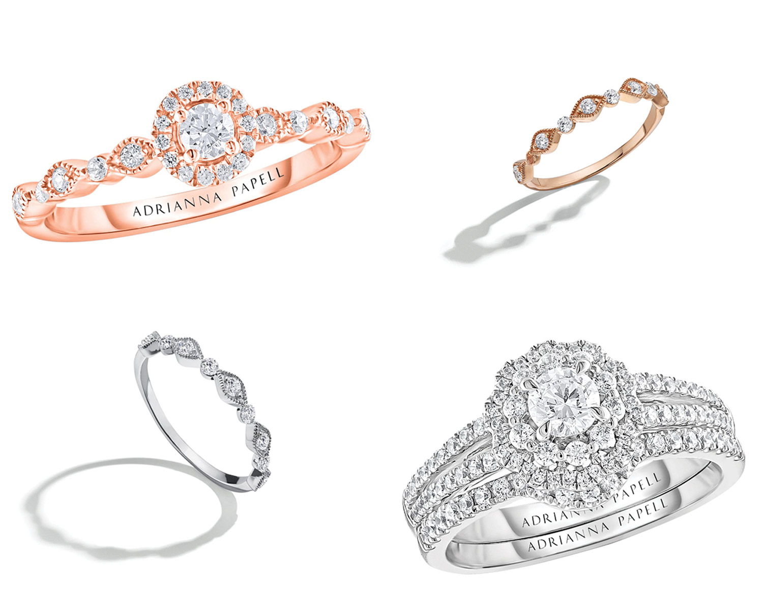 See The New Kay Jewelers And Adrianna Papell Jewelry Collab Here