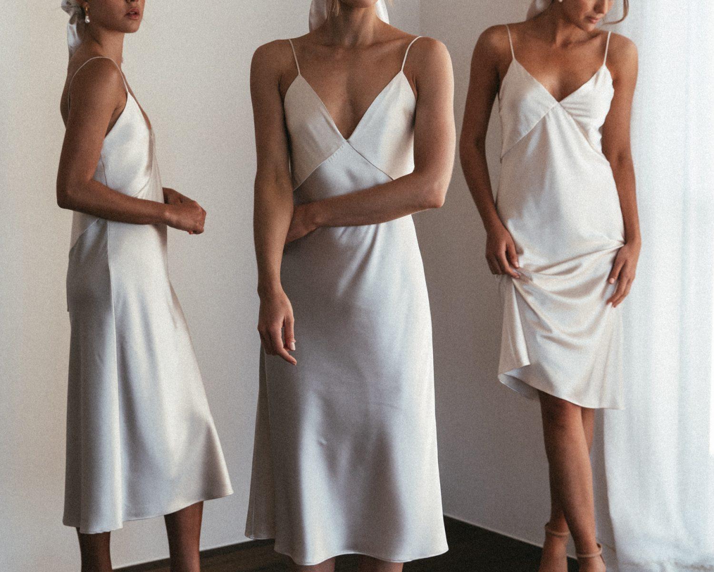 grace loves lace bridesmaid dress