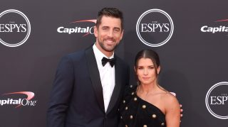 danica patrick aaron rodgers proposal hint