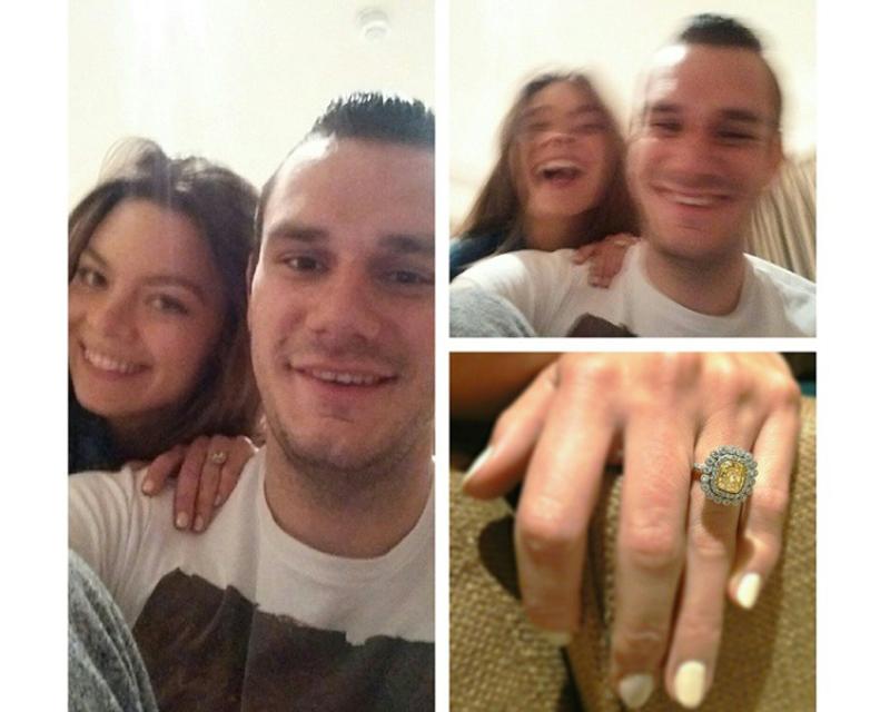 scarlett byrne engagement ring