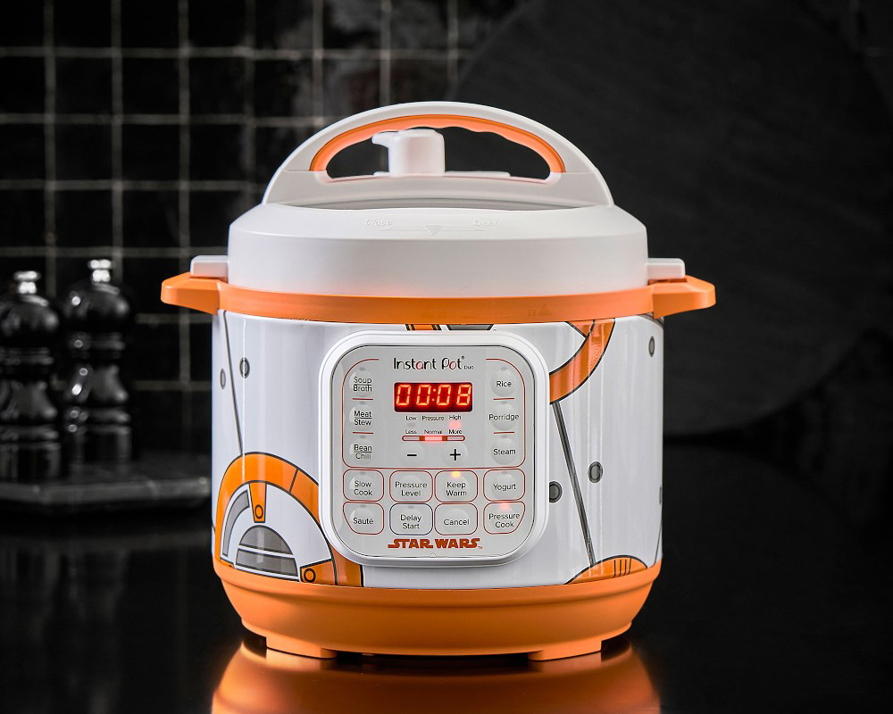 Williams Sonoma's 'Star Wars' Instant Pot Collection Is a