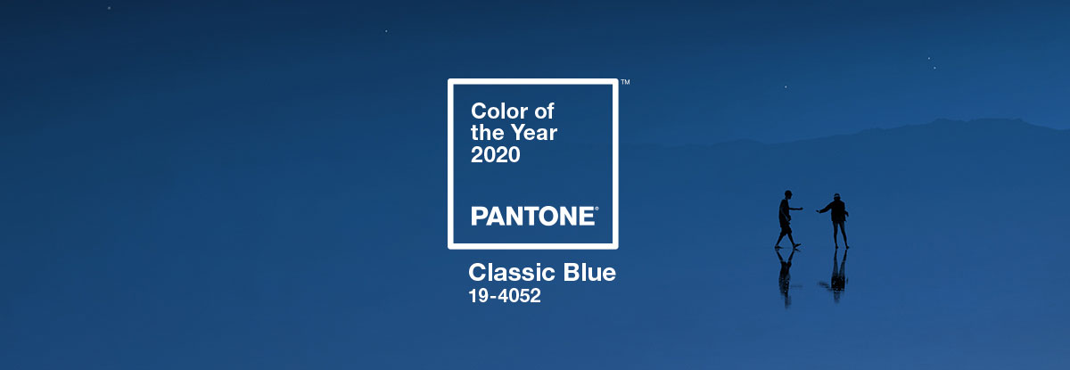 classic blue pantone color of the year
