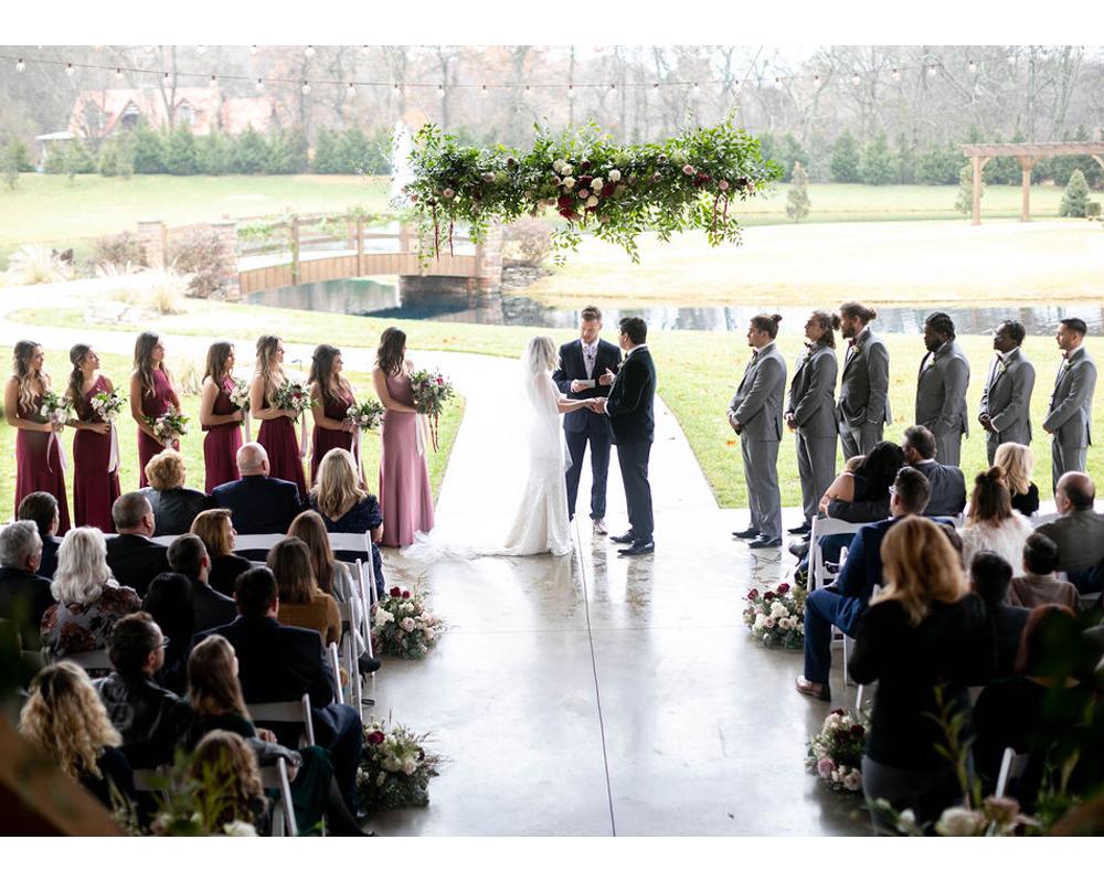 Maddie Marlow wedding album