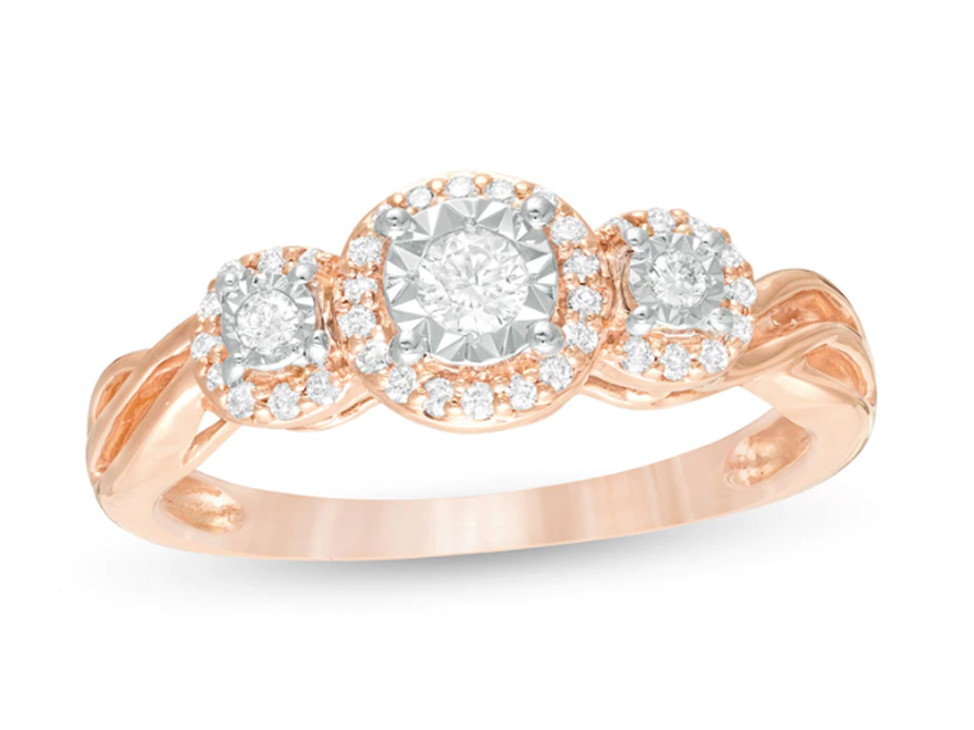 This Valentine S Day Sale On Engagement Rings Is Incredible